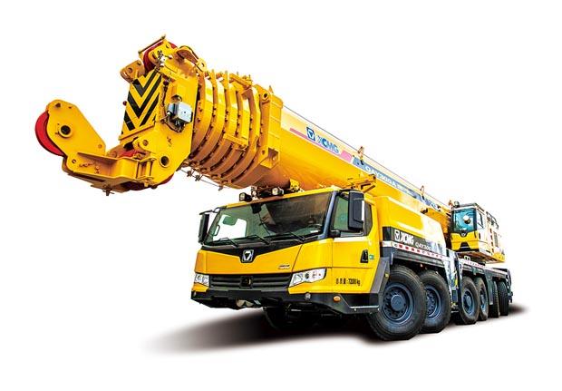 杜尔伯特450吨吊车租赁