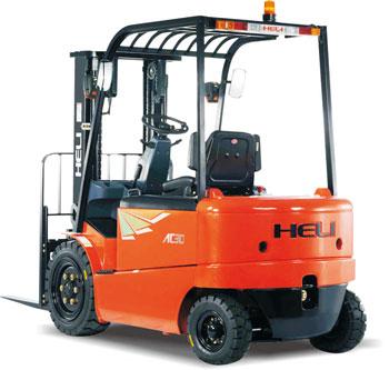望奎3.5吨四轮平衡重式蓄电池叉车